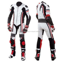 Protection Moto Racing Homme 1 <span class=keywords><strong>pièce</strong></span> En Cuir Costume