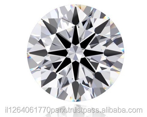 Natural Loose Diamond Round shape 0.81ct E VVS1 GIA Certificate