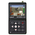 "SATFINDER4 HD ULTRA SF04HDU / 3.5"" LCD SIGNAL METER WITH REAL FAST SPECTRUM"