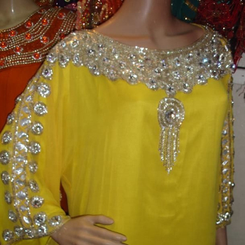 Modern exclusive fancy kaftan Arabian Abaya Dubai wedding gown dress 638175218