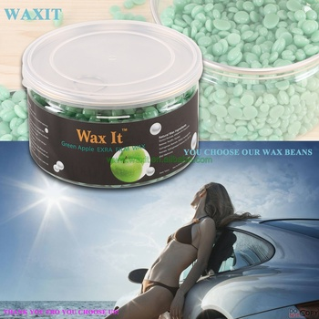 Amazon Hot Selling 200g Bean For Hair Removal Tea Tree Hard Wax All Types  Of Beans Made In China - Buy Body Shop Sugaring Hair Removal Wax,Cold Wax