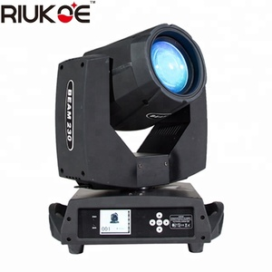 Dmx512 Disco Dj Stage Lighting High Bright 230w sharpy 7r beam moving head light (8prism)