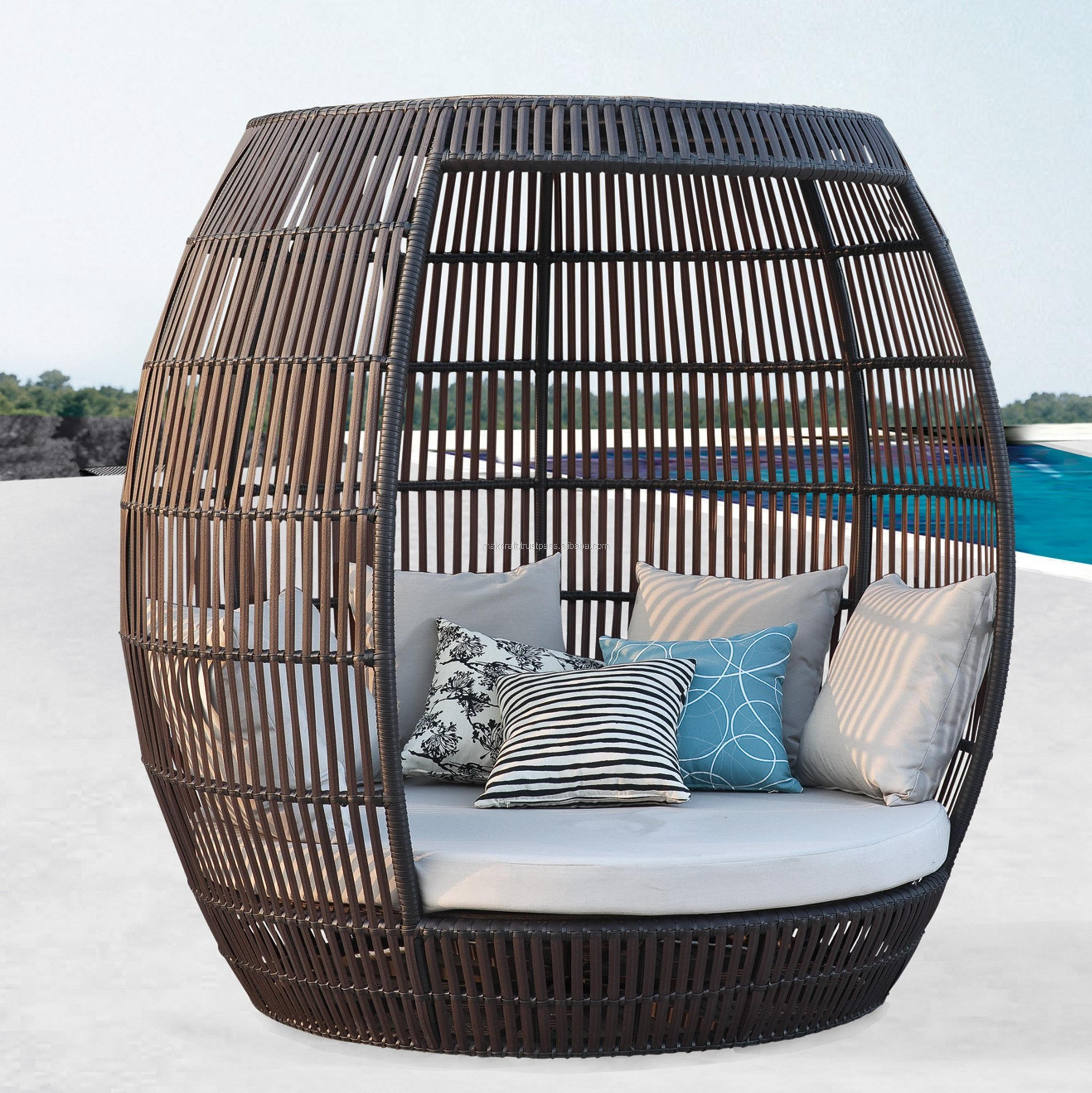 Resin Synthetic Wicker Rattan Outdoor