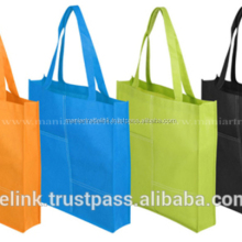 Multi Colour Non woven shopping hand bag