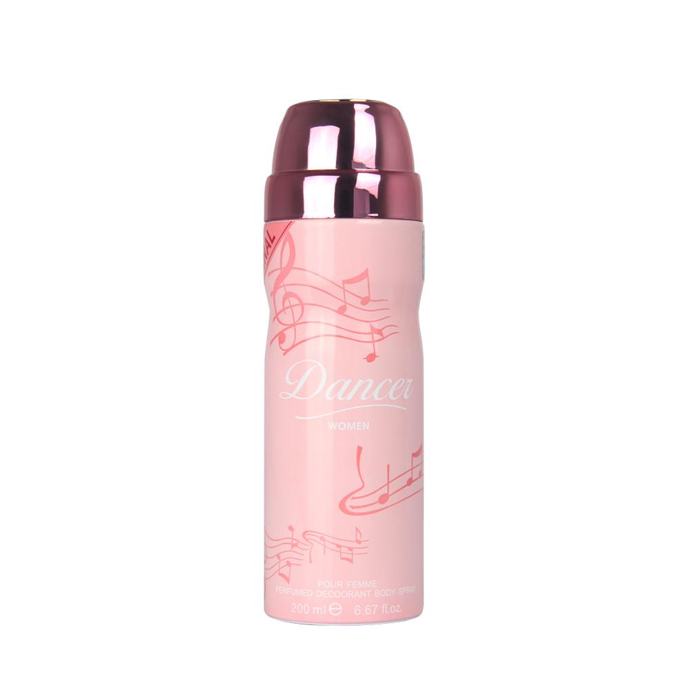 Zuofun di Alta Qualità Deodorante Profumo di Lunga Durata Elegante Spray per il Corpo Per Le Donne