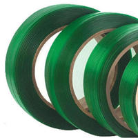 Green PET Strapping bands