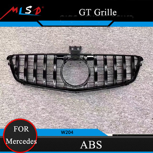 W204 New GTR Grille with Camera for Mercedes Benz C Class W204