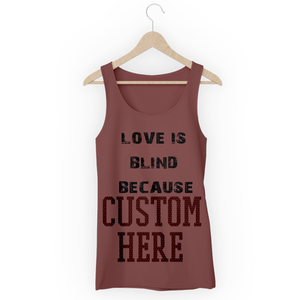 Factory Made Customized here hoodie tank top