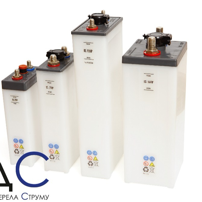 nicd battery for railway transport