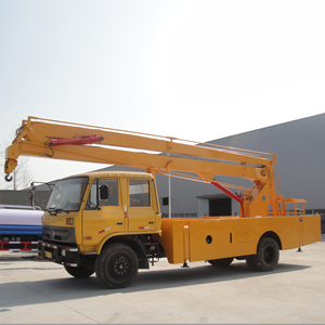 Dongfeng 4x2 High Altitude Operation Used Aerial Work Platform Truck