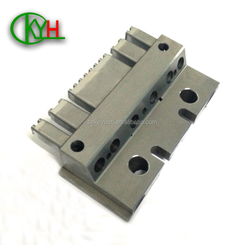 Custom Metal Machining Parts Milling Machine Parts for Injection Mold