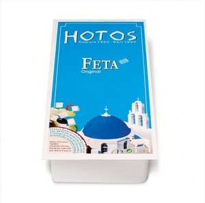 Feta Cheese DOP | Greek Cheese | 2 KG