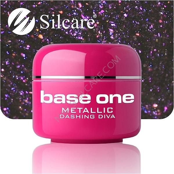 Base One Metallic Dashing Diva - Buy Uv Gel,Silcare Product on ...