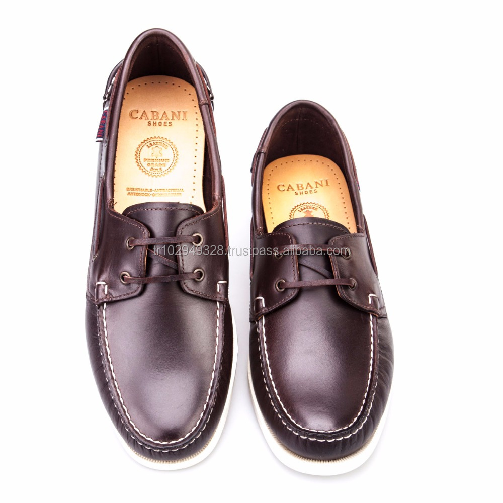 Boat Leather Leather Shoes Leather Boat Shoes Men 0520102 0520102 Men HwqItq7W