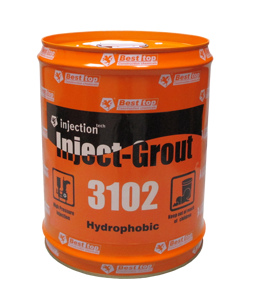 hydrophobic polyurethane foam pu injection grout
