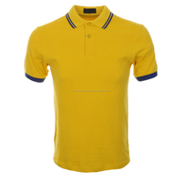 Contact Supplier Leave Messages High quality custom polo shirt new design polo shirt nice color for men