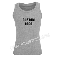 Men Gym Muscle Sleeveless Tank Top Shirt Male Vest Tank Tops Bodybuilding Clothing for gym