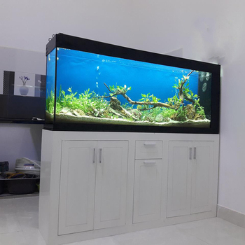 Beautiful Wooden Fish Tank Stand Whatsapp 84 963 949 178 Buy Glass And Wood Mixed Tv Standsfish Tank Standwood Aquarium Stands Product On