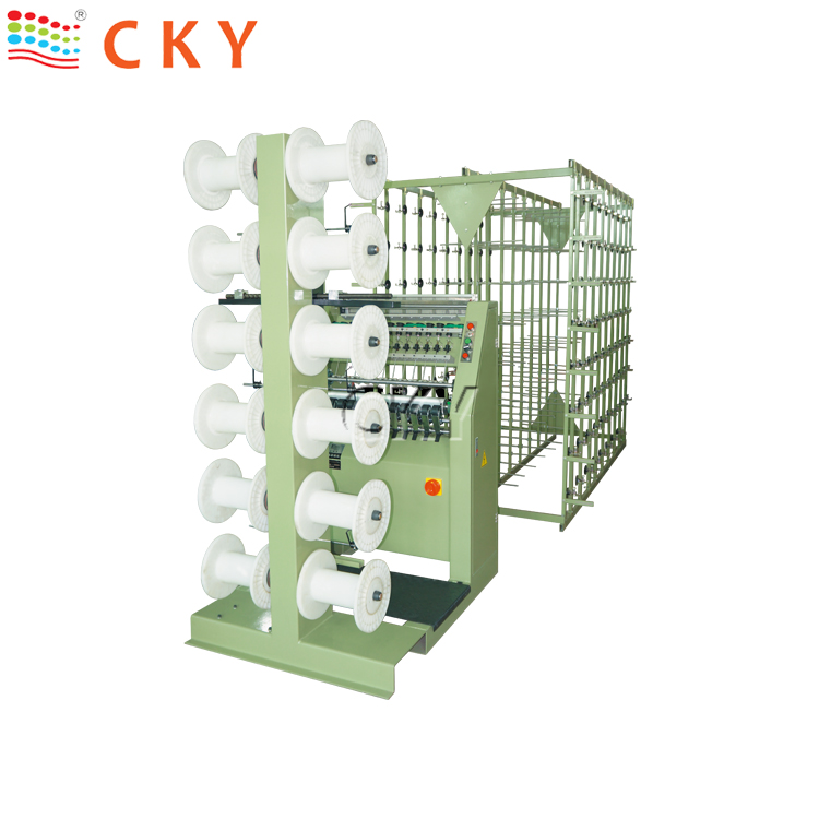 CKY-X12 China Supplier Automatische Weben Webstuhl Weben Maschine Wolle Weben Air Jet Webstühle