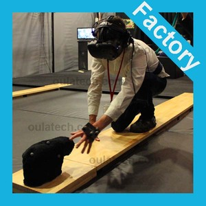 VR Walking On The Plank Experience Virtual Reality Sky Walk