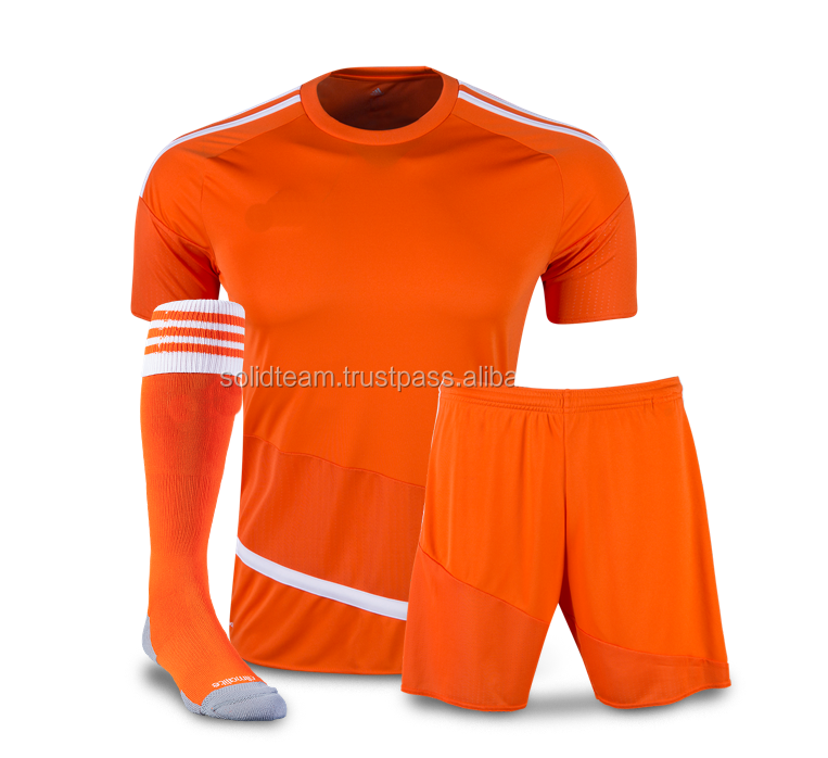 Top Quality Custom Made Fancy Soccer Uniforms Sets Cheap