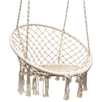 Macrame Hammock Hanging Chair