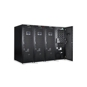 Uninterrupted Power Supply ARRAY Series 3A3 PT Modular UPS 200KVA Frame 2 pieces 25KVA Module SANTAK