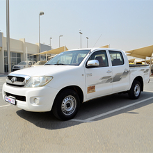 TOYOTA HILUX 4X4 2.7L DOUBLE CABIN PICK UP