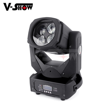 China Led Beam Moving Head 4x25w Rgbw Super Light Sky View V Show Product Details From Guangzhou Pro