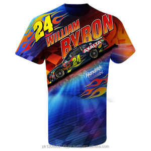 Custom Detailed Hi Quality Sublimation Design T Shirt