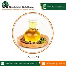 Top Quality Pharmaceutical Grade Organic Castor Oil at Best Price