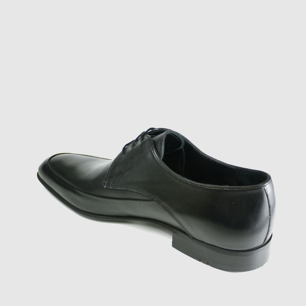 Leather Men Derby Shoes Genuine Dress Fashion End Shoes High Style Designer qPwnPTHx