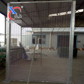 ISO:9001 high quality security anti climb fence