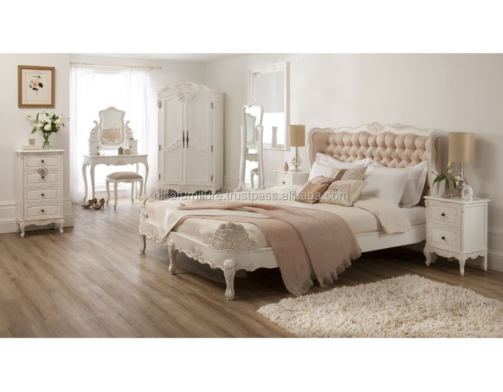 the latest bed9a d3be0 Luxury Beds French Style Upholstered Bed French Bedroom Furniture Set  Manufacturer And Supplier Indonesia Company - Buy Bed,Bedroom Furniture ...