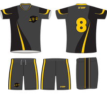 0236b4d5a Colorful Cheap Factory Custom 100% Polyester Soccer Uniforms Hot football  jersey sports soccer uniforms
