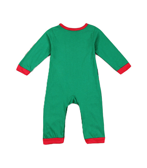 2017 Christmas Baby rompers Costume kids newborn clothes long sleeve spring children infant clothing set