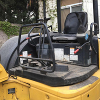 Used Mini Excavator Komatsu PC40 / PC18 PC35 PC40 Small Digger PC55 PC50 Mini Digger