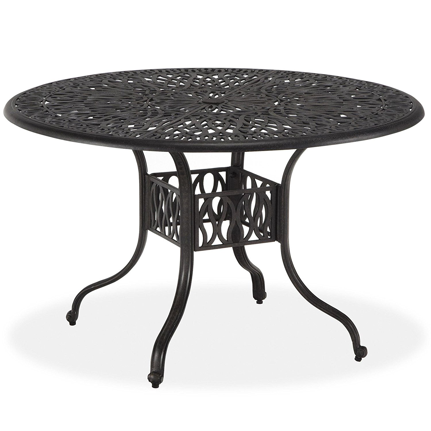 Floral Blossom Dining Table 42-inch/Round
