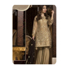 Georgette Pakistani Style Dress Heavy Embroidery