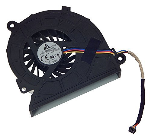 iiFix New CPU Cooling Fan Cooler For iiFix New CPU Cooling Fan Cooler For HP Pavilion 23 AiO Lugo Arch Amber, HP 18 ALL-IN-ONE 18-1200 18-1000, P/N: 739393-001 6033B0035601 BUB0812DD-HM03, DC 12V 0.4A