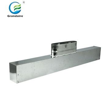 Hvac Ventilation Unit Boor Air Diffuser Ceiling Plenum Box