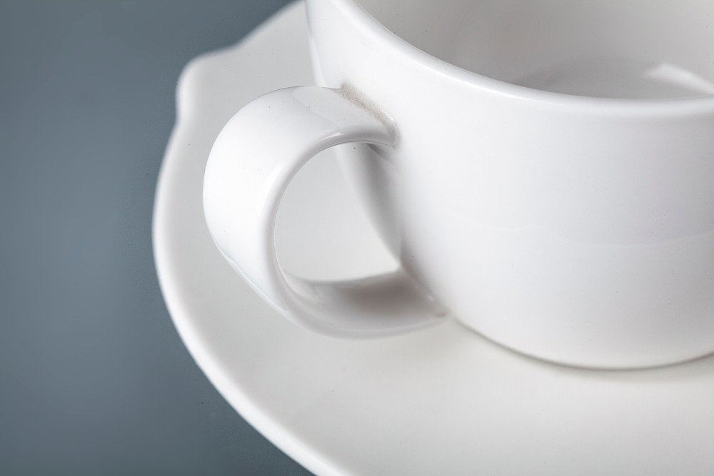 product-Two Eight-Best Hotel Supplies 200ml Coffee Cup Ceramic Cup And Saucer, Restaurant Hotel Supp