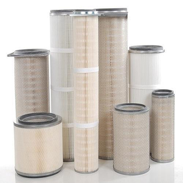 high quality cylinder air dust collector filter cartridge