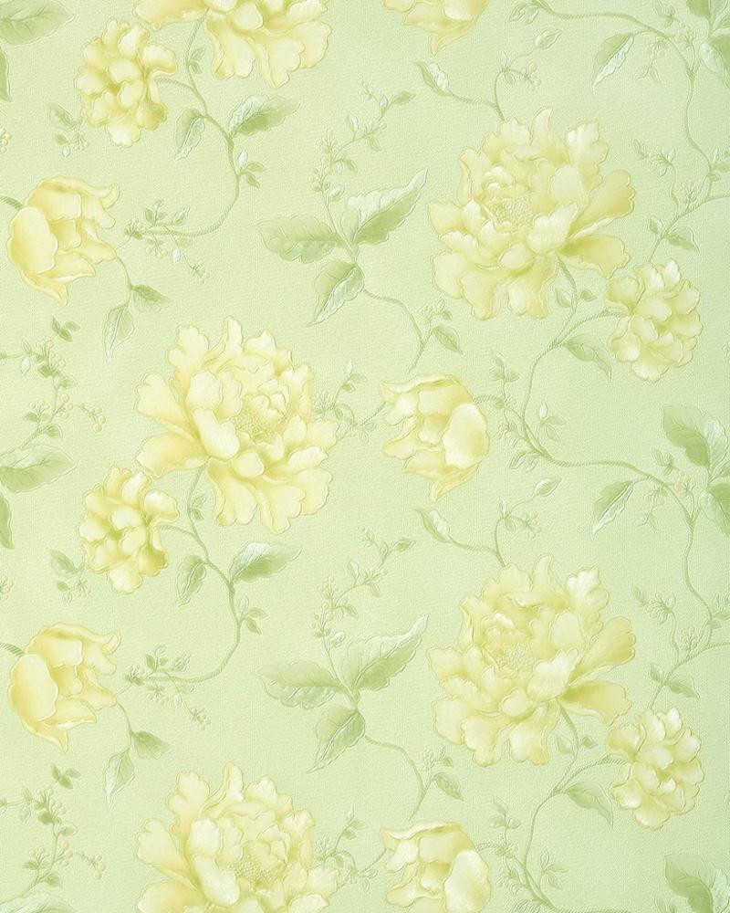Flower Wallpaper Wall Edem 748 38 Floral Relief Textured Vinyl