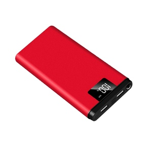 high capacity mobile charger battery 20000 batterie externe 20000mah power bank