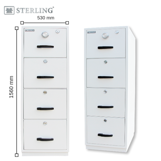 Pleasing Sterling 4 Drawer Fire Resistant Filing File Cabinet Buy Fire Proof Cabinet Product On Alibaba Com Download Free Architecture Designs Scobabritishbridgeorg