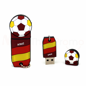 christmas gifts for boyfriend usb drives sports lovers usb pen drives 16gb 32gb 64gb pvc cover with your country flag logo
