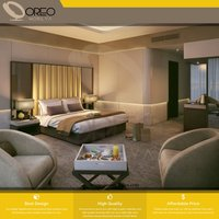 Luxury Hotel Guest Room Furniture 4-5 Star Hotels Modern Sheraton Standard Hospitality Furniture