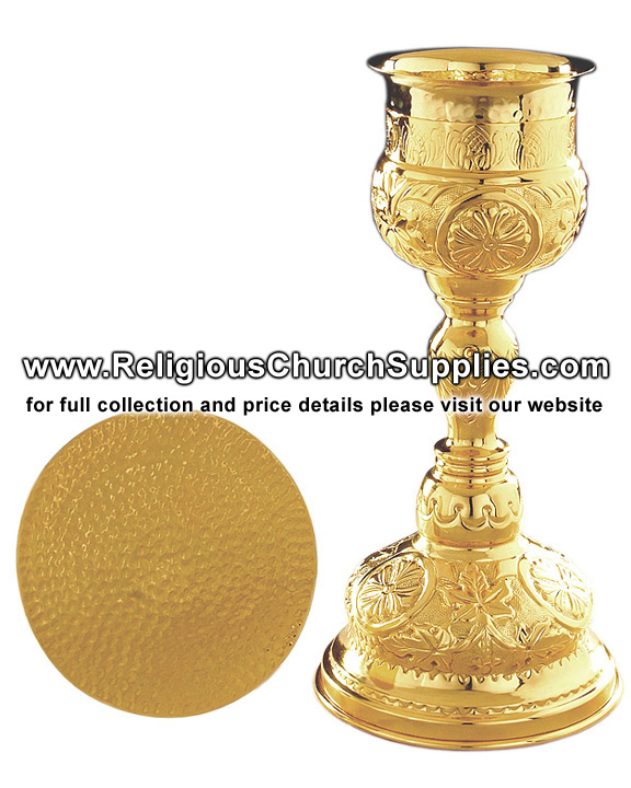 Chalice and Paten (9 Oz.)