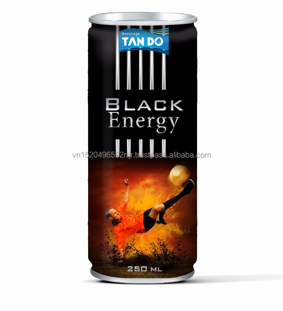 Energy Drink 250ml slim can at Best Price